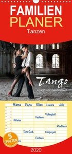 Tango - sinnlich und melancholisch - Familienplaner hoch