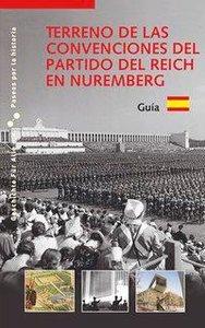 Terreno de la convenciones del partido del en Nuremberg