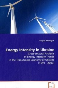 Energy Intensity in Ukraine