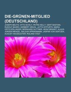 Die-Grünen-Mitglied (Deutschland)