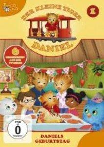Der kleine Tiger Daniel 01: Daniels Geburtstag