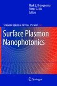 Surface Plasmon Nanophotonics