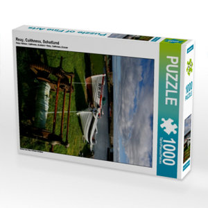 Reay, Caithness, Schotland 1000 Teile Puzzle hoch