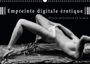 Empreinte digitale érotique - Détails particuliers de la peau (C