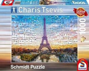 Pz. Charis Tsevis Paris 1000T