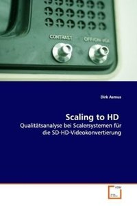 Scaling to HD