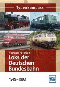 Loks der Deutschen Bundesbahn
