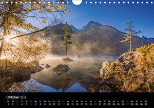 Meine Sicht der Alpen (Wandkalender 2019 DIN A4 quer)