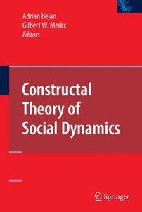 Constructal Theory of Social Dynamics