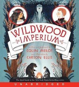 Wildwood Imperium Unabridged CD