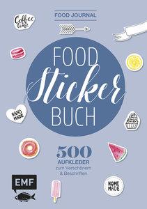 Food Journal - Das Food-Stickerbuch