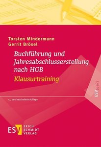 Buchführung und Jahresabschlusserstellung nach HGB - Klausurtrai