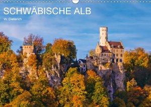 SCHWÄBISCHE ALB W.Dieterich