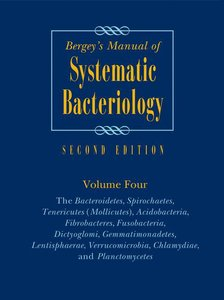 Bergeys Manual of Systematic Bacteriology 4. The High G + C Gram