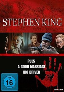 Stephen King Box, 3 DVD