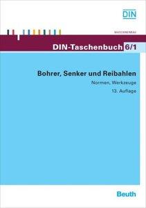 Bohrer, Senker und Reibahlen