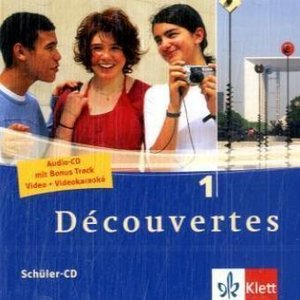 Decouvertes 1. Schüler-CD. Alle Bundesländer