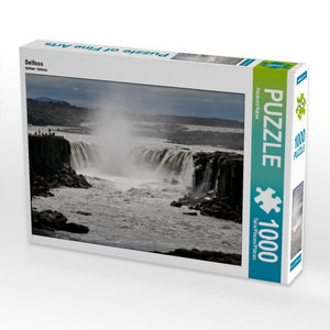 Selfoss 1000 Teile Puzzle quer