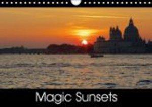 Magic Sunsets (Wall Calendar 2015 DIN A4 Landscape)