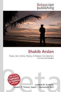 Shakib Arslan
