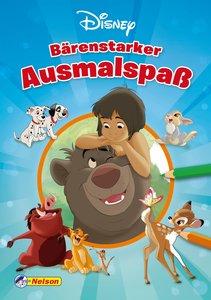 Disney Klassiker: Bärenstarker Ausmalspaß