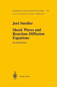 Shock Waves and Reaction-Diffusion Equations