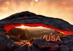 USA Süd-West (Wandkalender 2019 DIN A3 quer)