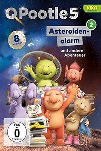 Q Pootle 5 Asteroidenalarm (DVD 2, Folge 9 - 16)