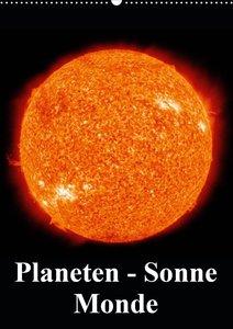 Planeten, Sonne, Monde
