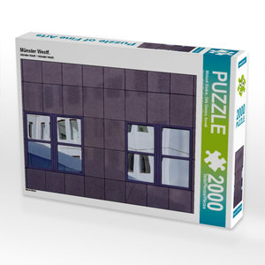 Münster Westf. 2000 Teile Puzzle quer