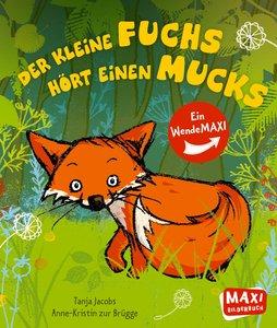 Der kleine Fuchs hört einen Mucks / Die Maus mit der Laus