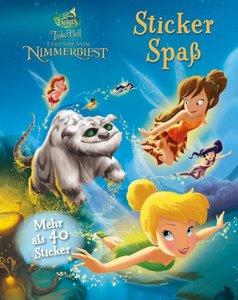Disney Tinkerbell und die Legende vom Nimmerbiest (Stickerbuch)