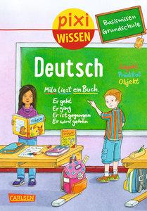 Pixi Wissen, Band 87: VE 5 Basiswissen Grundschule: Deutsch