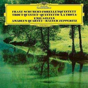 Klavier-Quintett D 667+Streichquartett D 703