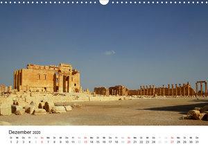Syrien - verlorene Schätze (Wandkalender 2020 DIN A3 quer)