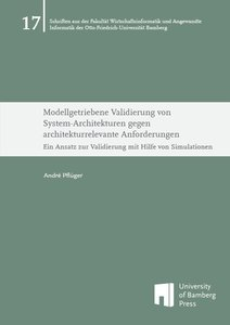 Modellgetriebene Validierung von System-Architekturen gegen arch