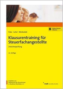 Klausurentraining für Steuerfachangestellte - Zwischenprüfung