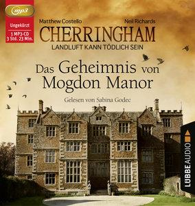 Cherringham - Das Geheimnis von Mogdon Manor, 1 Audio-CD, MP3 Fo