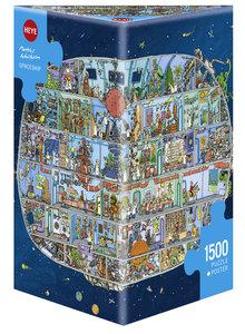 Spaceship Puzzle