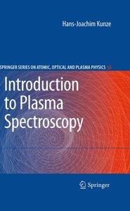 Introduction to Plasma Spectroscopy