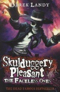 Skulduggery Pleasant 03. The Faceless Ones