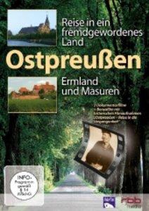Ostpreußen: Reise in ein fremdgewordenes Land. DVD