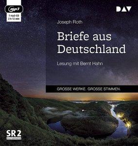 Briefe aus Deutschland, 1 Audio-CD, MP3 Format