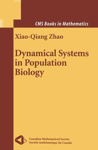 Dynamical Systems in Population Biology