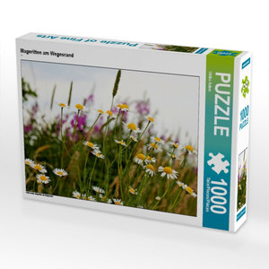 Mageritten am Wegesrand 1000 Teile Puzzle quer