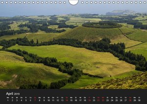 Faszination Azoren (Wandkalender 2019 DIN A4 quer)