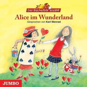 Bücherbär - Alice im Wunderland