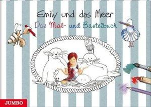 Emily und das Meer. Das Mal- und Bastelbuch. 2 Exemplare