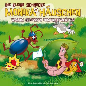 Die kleine Schnecke Monika Häuschen - CD / 20: Warum schießen Bo