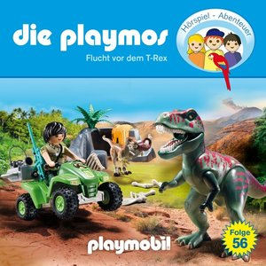 (56)Flucht Vor Dem T-Rex